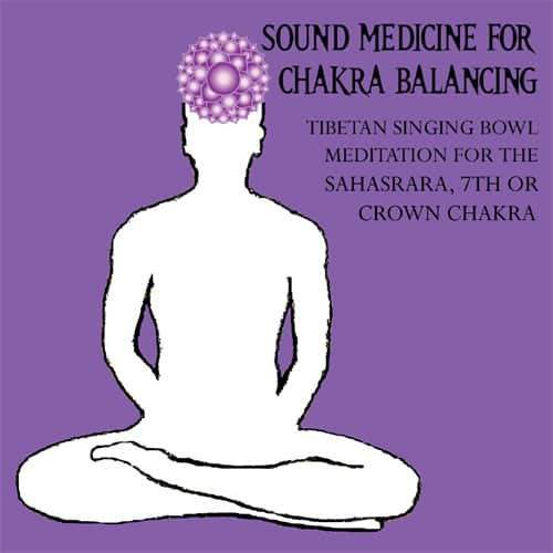 Crown Chakra sound healing MP3
