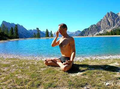 The Breathing Process #yoga #meditation #pranayama
