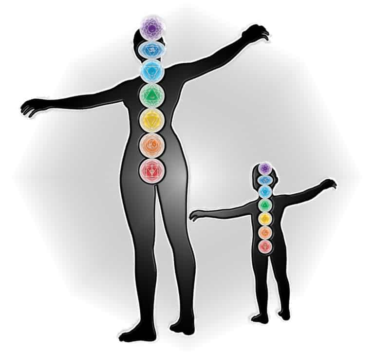 The 7 Chakras, and Our Physical Stages of Development