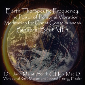 Earth Resonance for Christ Consciousness Binaural beats