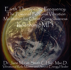 Earth Resonance for Christ Consciousness Isochronic tones