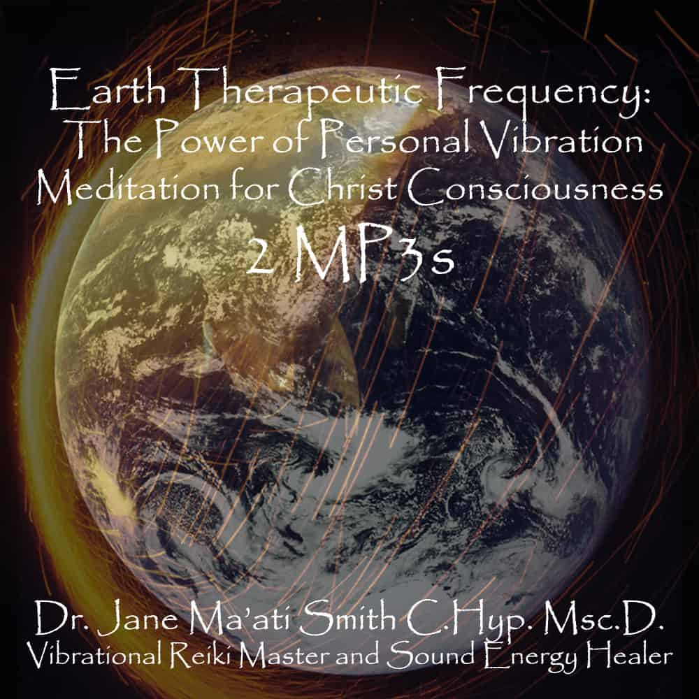 Earth Resonance for Christ Consciousness Meditation