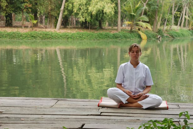 meditation-by-the-lake