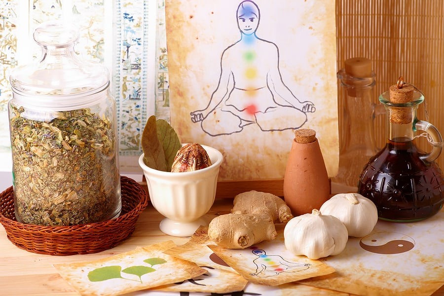 herbs to balance the chakras
